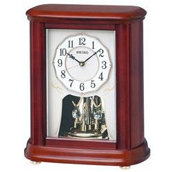 SEIKO 電波置き時計 「スタンダード」 BY242B BY242B