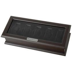 店内全品対象 ベローナ 木製時計ケース 5本用 上品 189982