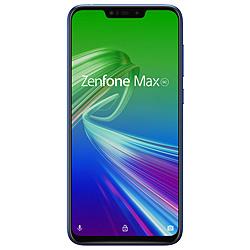 ASUS(エイスース) SIMフリースマホ ZenFone Max M2 ZB633KL-BL64S4 スペースブルー ZB633KLBL64S4