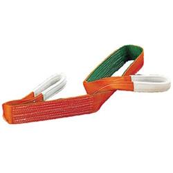 トラスコ中山 ベルトスリング JIS3等級 両端アイ形 100mmX6.0m G10060 G10060
