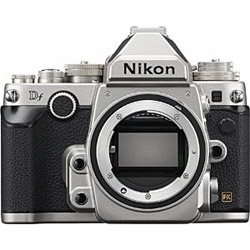 Nikon(ニコン) Df ボディ シルバー [ニコンFマウント] デジタル一眼レフカメラ DFSL [代引不可]