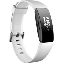 FITBIT Fitbit フィットネストラッカー Inspire HR White/Black L/Sサイズ FB413BKWT-FRCJK ホワイト/ブラック FB413BKWTFRCJK