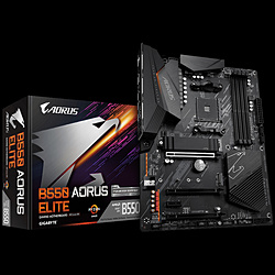 GIGABYTE(ギガバイト) マザーボード B550 AORUS ELITE  [ATX /Socket AM4] B550AORUSELITE
