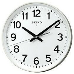 SEIKO 電波掛け時計 「スイープ」 KX317W KX317W