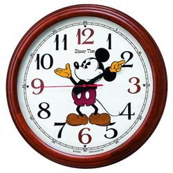 SEIKO 電波掛け時計 「ミッキー」 FW582B FW582B