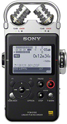 SONY(ソニー) 【ハイレゾ音源対応】 ポータブルリニアPCMレコーダー【32GB】 PCM-D100 PCMD100