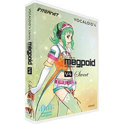 インターネット VOCALOID4 Library Megpoid V4 Sweet (VA4L-MPS01) VOCALOID4LIBRARYM
