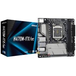 ASRock(アスロック) マザーボード  H470M-ITX/ac [MiniITX] H470MITXAC