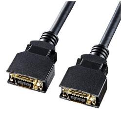 SANWA SUPPLY(サンワサプライ) D端子ビデオケーブル(1m) KM-V16-10K2 KMV1610K2