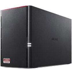 BUFFALO(バッファロー) Link Station LS520D0402G ネットワークHDD[2ベイ/4TB] LS520DGシリーズ LS520D0402G [振込不可]