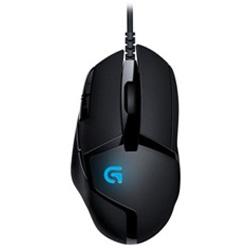 logicool(ロジクール) G402 Logicool Ultra Fast FPS Gaming Mouse(8ボタン/USB/光学式/ブラック) 【ゲーミングマウス】[有線マウス] G402 [振込不可]