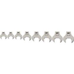 スナップオンツールズ WILLIAMS 3/8ドライブ クローフットレンチ セット(17~24mm) JHW10791 JHW10791