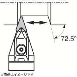 KYOCERA(京セラ) 京セラ 外径加工用ホルダ DVVNN2525M-16 DVVNN2525M16