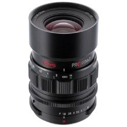 KOWA PROMINAR 25mm F1.8 ブラック [マイクロフォーサーズ] 標準レンズ(MFレンズ) KOWAPROMINAR25MMF1.8