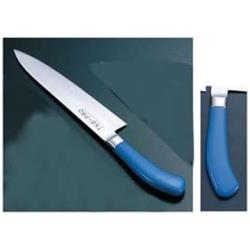 遠藤商事 2020 新作 エコクリーン TKG PRO ブルー AEK4815 カラー牛刀 即出荷 27cm