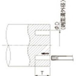 KFTBR651004S KYOCERA(京セラ) 京セラ KFTBR65100-4S 溝入れ用ホルダ