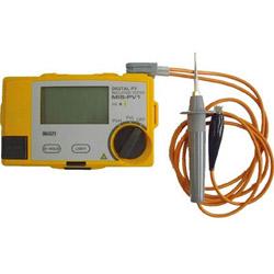 マルチ計測器 マルチ 太陽電池パネル対応絶縁抵抗計 MIS-PV1 MISPV1