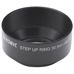 お値打ち価格で SEKONIC L558 注目ブランド L758シリーズ用ステップアップリング