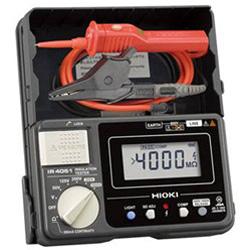 日置電機 5レンジ絶縁抵抗計 スイッチ付きリード IR405111 IR405111