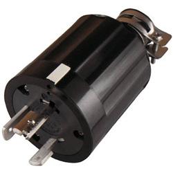 アメリカン電機 引掛形 ゴムプラグ 3P60A600V 3662R 3662R