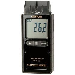 カスタム デジタル温度計(Kタイプ1ch) KT01U KT01U