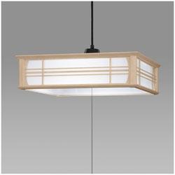 HITACHI(日立) LED和風ペンダントライト (~8畳) LEP-CA800EJ 昼光色 LEPCA800EJ
