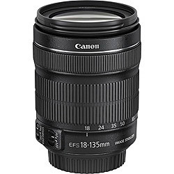 Canon キヤノン EF-S18-135mm F3.5-5.6 IS STM キヤノンEFマウント APS-C 高倍率ズームレンズ EFS18135ISSTM お見舞 売れ行き好調 ホワイトデー