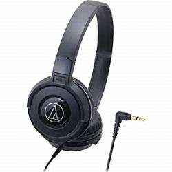 audio-technica 安い オーディオテクニカ ATH-S100 BK 本体200g以下 密閉型ヘッドホン ATHS100BK ブラック 本店