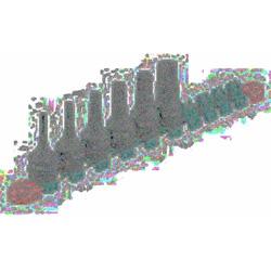 京都機械工具 コンビネーションレンチセット[8本組] TMS208B TMS208B