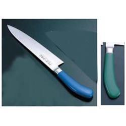 遠藤商事 エコクリーン TKG 正規認証品!新規格 PRO 27cm カラー牛刀 AEK4816 グリーン 新作通販