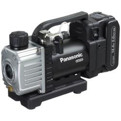 Panasonic(パナソニック) Panasonic 充電真空ポンプ14.4V5Ahセット EZ46A3LJ1F-B EZ46A3LJ1FB