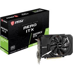 MSI(エムエスアイ) GeForce GTX 1660 AERO ITX 6G OC GEFORCEGTX1660AEROIT
