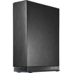 IO DATA(アイオーデータ) LAN DISK[1TB搭載 /1ベイ] 2.5GbE対応LinuxベースOS搭載 法人向けBOXタイプNAS   HDL-AAX1W HDLAAX1W:ソフマップ店