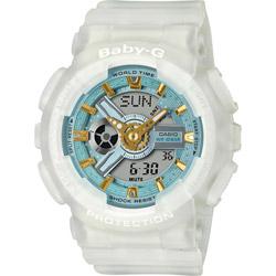 CASIO(カシオ) BABY-G(ベイビーG)Sea Glass Colors(シーグラス・カラーズ)  BA-110SC-7AJF BA110SC7AJF