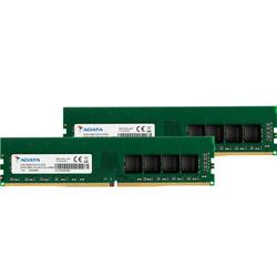 ADATA(エイデータ) 増設メモリ デスクトップ用  AD4U2666732G19-D [DIMM DDR4 /32GB /2枚] AD4U2666732G19D
