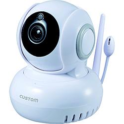 IPC02TH 温湿度センサー付IPカメラ カスタム カスタム