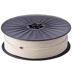 毎日激安特売で 営業中です トラスコ中山 綿ロープ 3つ打 線径6mmX長さ200m R6200M 特価品コーナー☆