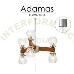 インターフォルム ペンダントライト Adamas LT-3048 (電球別売品) LT3048