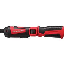 Panasonic(パナソニック) 充電スティックインパクトドライバー 7.2V 本体のみ レッド EZ7521X-R EZ7521XR