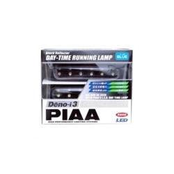 PIAA LEDデイタイムランプ 【Deno-i 3】 ブルー12連 12V 2個入リ L-223B L223B