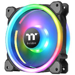 Thermaltake Riing Trio PLUS 12 RGB Radiator Fan TT Premium Edition -3Pack- CL-F072-PL12SW-A CLF072PL12SWA