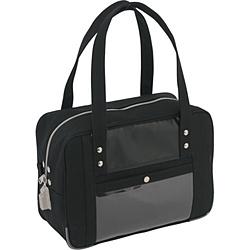 三栄産業 SANEI 帆布メール用ボストン(S)SED-1錠付 黒  BTS-SED-01 BTSSED01