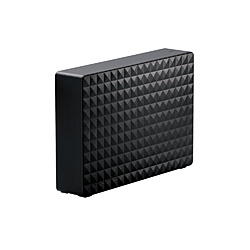 ELECOM(エレコム) SGD-MY060UBK 外付けHDD SGP-MYシリーズ Expansion(テレビ録画対応) ブラック [据え置き型 /6TB] SGDMY060UBK