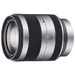 SONY(ソニー) E18-200mm F3.5-6.3 OSS SEL18200 [ソニーEマウント(APS-C)] 高倍率ズームレンズ SEL18200