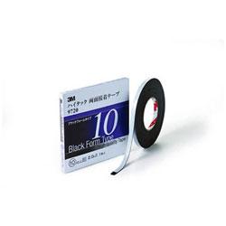 3Mジャパン 3M ハイタック両面接着テープ 9720 10mmX8m 1巻入り 972010AAD ギフト 黒 AAD 即納 10