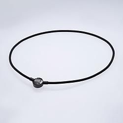ファイテン RAKUWAネック メタックス プッシュタイプ(ブラック/50cm) 0218TG765053 0218TG765053