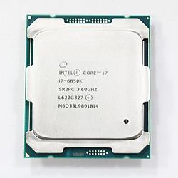 【中古】intel(インテル) Core i7 6850K 〔3.6GHz/LGA 2011-v3〕【-ud】