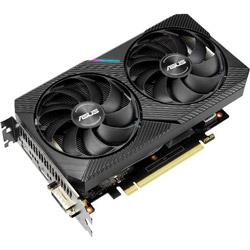 ASUS(エイスース) グラフィックボード DUAL-RTX2060-O6G-MINI  [6GB /GeForce RTXシリーズ] DUALRTX2060O6GMINI