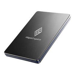 IO DATA(アイオーデータ) SSPX-GC512G 「GigaCrysta E.A.G.L」 PCゲーム向け USB 3.1 Gen 1(USB 3.0)/2.0対応ポータブルSSD 512GB SSPXGC512G