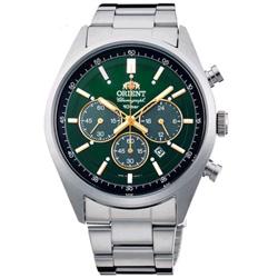 オリエント時計 [ソーラー時計]Neo 70's(ネオセブンティーズ)「ソーラーパンダ」 WV0031TX WV0031TX